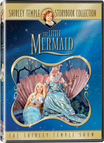 "Shirley Temple Storybook Collection: ""The Little Mermaid"" - IN COLOR!"