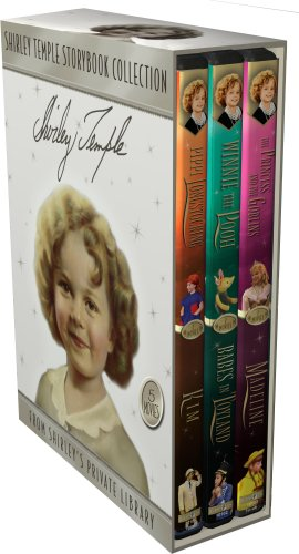 Shirley Temple Storybook Collection 3-pk #2 - IN COLOR!