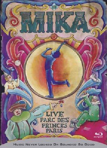 Mika - Live Au Parc Des Princes [Blu-ray]