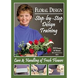 Care & Handling of Fresh Flowers
