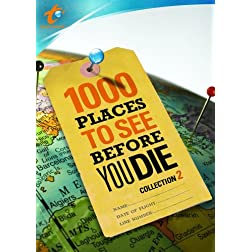 1000 Places to See Before You Die: Collection 2