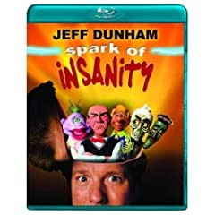 Spark of Insanity [Blu-ray]