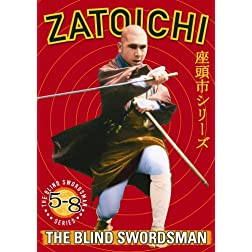 Zatoichi the Blind Swordsman, Vol. 5-8