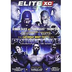 """EliteXC: Primetime - Kimbo Slice vs. """"Colossus"""" Thompson"""