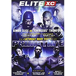 EliteXC: Primetime - Kimbo Slice vs. &quot;Colossus&quot; Thompson