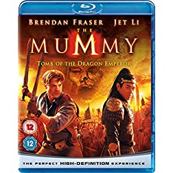 Mummy: Tomb of the Dragon Emperor [Blu-ray]