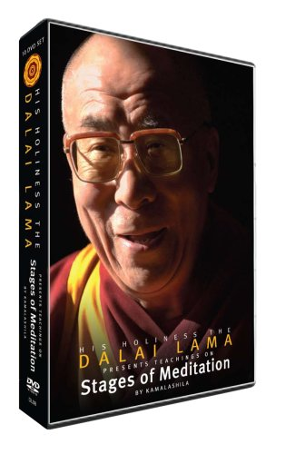 Dalai Lama Stages of Meditation