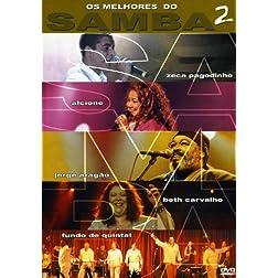 Os Melhores Do Samba, Vol. 2