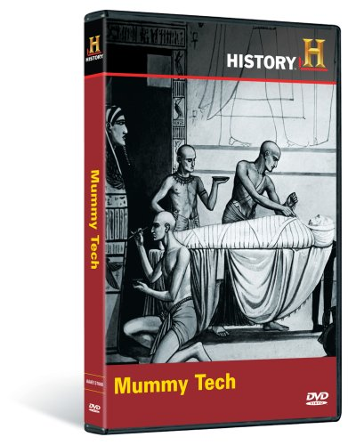 Modern Marvels: Mummy Tech