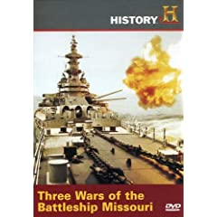 Three Wars of the Battleship Missouri