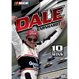 NASCAR: Dale Earnhardt - 10 Greatest Wins (Steelbook)