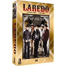 Laredo: Season 2 Part 1