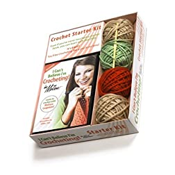 DVD I Can't Believe I m Crocheting Kit (Leisure Arts #46759)