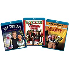 Jeff Dunham: Three-Disc Collection (Arguing with Myself, Spark of Insanity, Very Special Christmas Special) - Amazon.com Exclusive [Blu-ray]