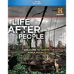 Life After People (History) [Blu-ray] (Amazon Exclusive)