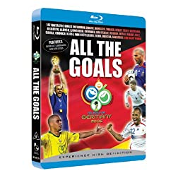 All the Goals from T [Blu-ray]