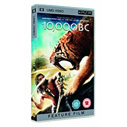 10,000 BC [UMD for PSP]