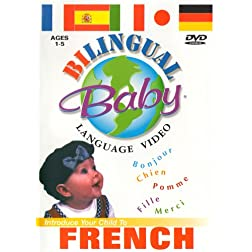 Bilingual Baby: French