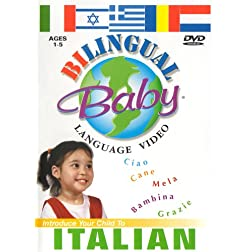 Bilingual Baby: Teach Baby Italian