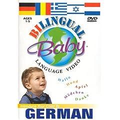 Bilingual Baby: Teach Baby German