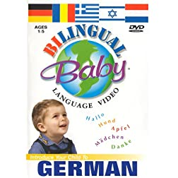 Bilingual Baby: Teach Baby German