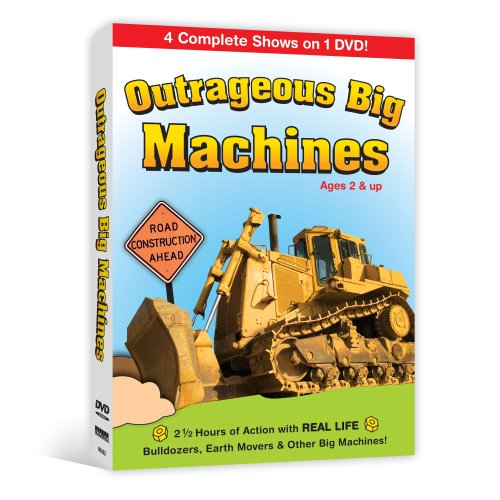 Outrageous Big Machines