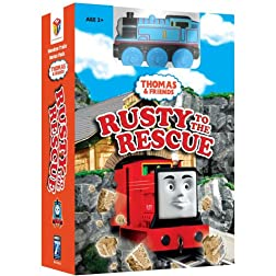 Thomas & Frriends: Rusty to the Rescue