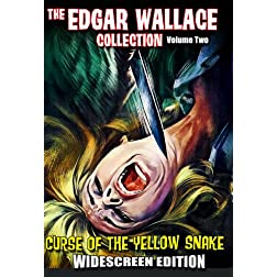Edgar Wallace Collection, Vol. 2: Curse of the Yellow Snake/The Phantom of Soho