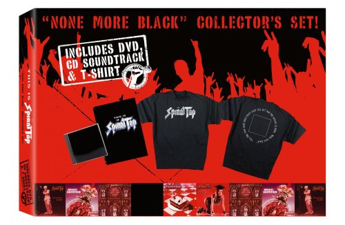 This is Spinal Tap - None More Black Collector's Set