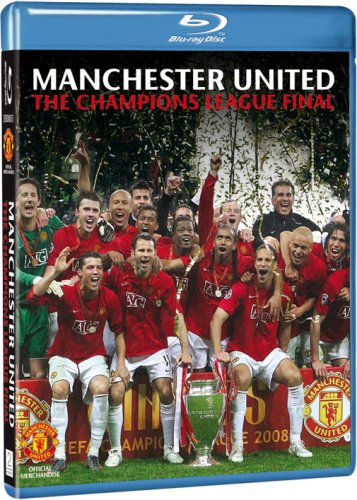 Manchester United Fc [Blu-ray]