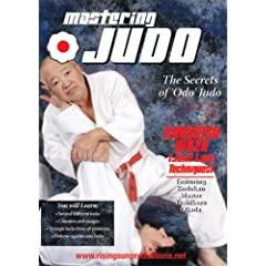 Masering Judo Kensetsu Waza Joint Locking Techniques