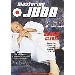 Mastering Judo Ne Waza Clinic