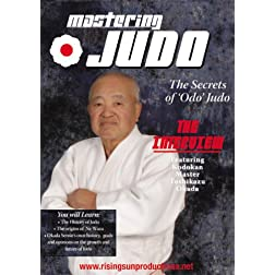Mastering Judo Interview