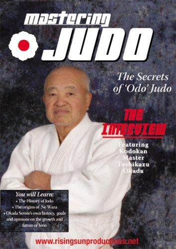 Mastering Judo Interview