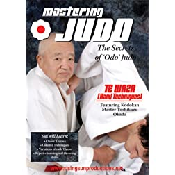 Mastering Judo Te Waza Hand Techniques