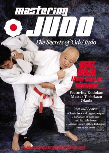 Mastering Judo Ashi Waza Foot Techniques
