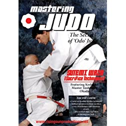 Mastering Judo Sutemi Waza Sacrifice Techniques