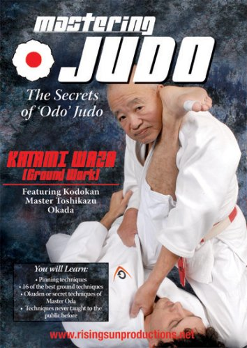 Mastering Judo Katami Waza Ground Work