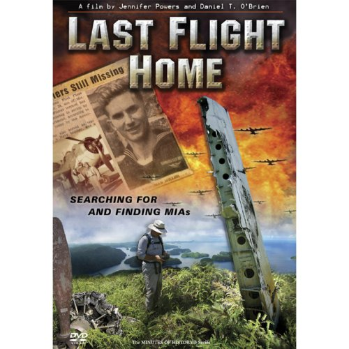 Last Flight Home DVD