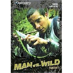 Man vs. Wild Season 2 - Siberia & Land of Ice