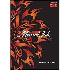 Miami Ink Season 3 Part 1 (7 DVD Set)