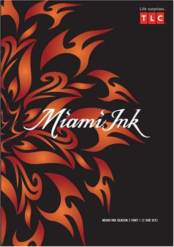 Miami Ink Season 3 Part 1 (7 DVD Set)