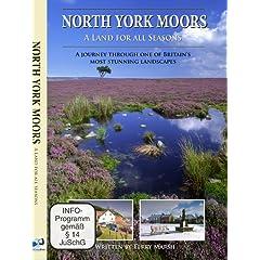 North York Moors A Land For All Seasons (PAL)