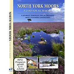 North York Moors A Land For All Seasons (PAL)