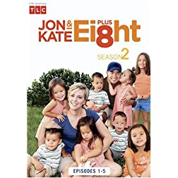 Jon & Kate Plus 8 Season 2 - Episode 1-5