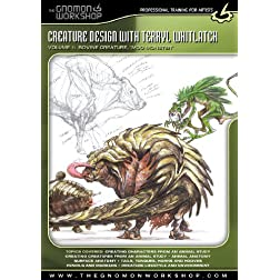 Creature Design With Terryl Whitlach; Vol. 1 Bovine Creature - Moo Monster