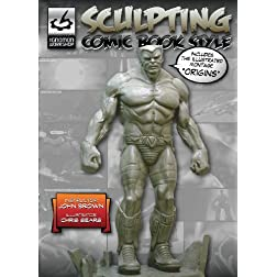 Sculpting Comic Book Style with John Brown