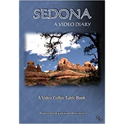 A Video Coffee Table Book  Sedona A Video Diary