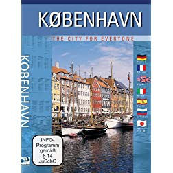 Kobenhavn (Copenhagen) The City for Everyone (PAL)