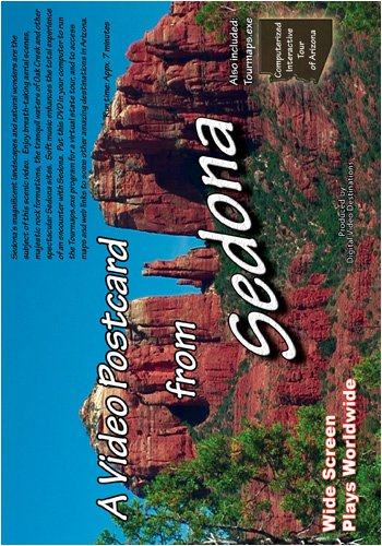 A Video Postcard from Sedona